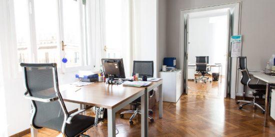 Uffici arredati a roma e milano